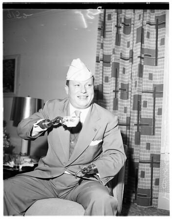 Amvets, 1951