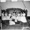 Flower Show -- School, 1951