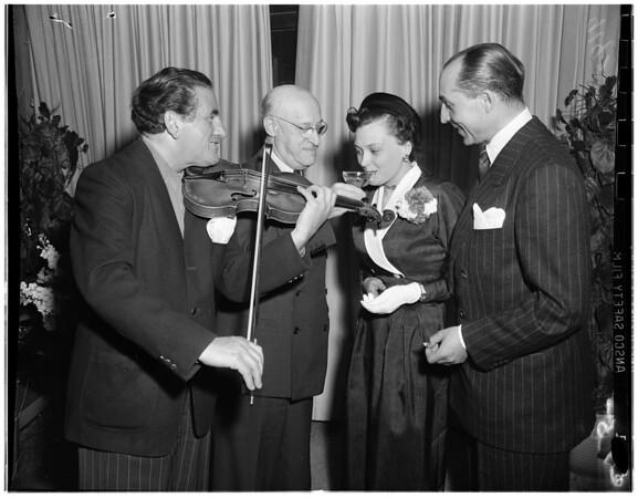 Jean Corvreur, 1951