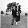 Military funeral, Robert M. Gafner, 1951