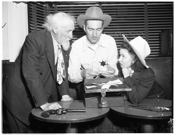 Gower Gulch Voting, 1951