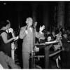 Housing hearing city council, 1951