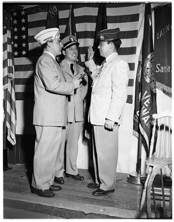 Amvets convention, Santa Monica, 1951