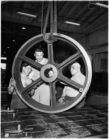 Angels flight machinery, 1951