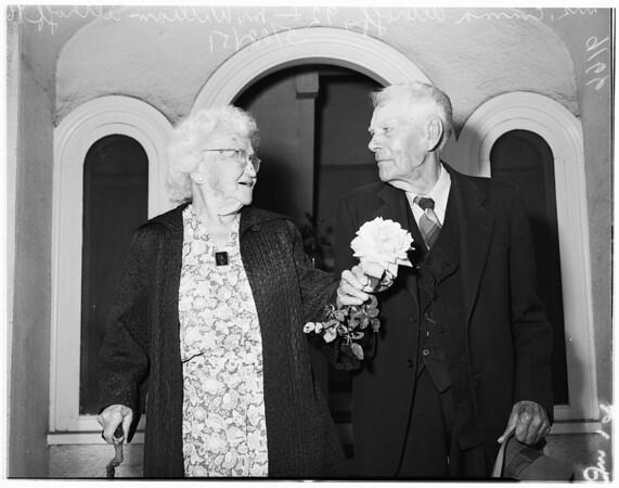 Oldster's birthday, 1951