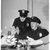 Burgulary arrest, 1951