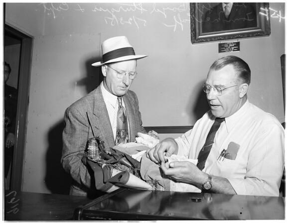 Patricia Hull murder, 1951