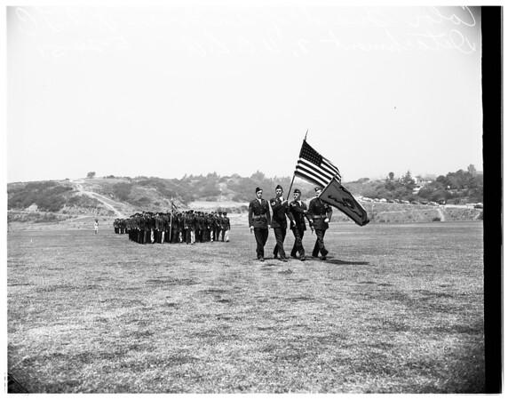 UCLA Air Force ROTC, 1951