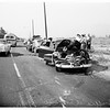 Traffic accident on Riverside Drive, 1951