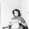 15 year old divorcee, 1951