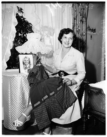 Mother's Day, 1951