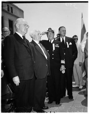 David Ben-Gurion parade, 1951
