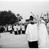St. Alphonsus dedication... East Los Angeles, 1951