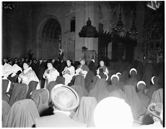 Sisters Convention, 1951