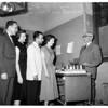 New internes at General Hospital, 1951