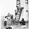 American Society of Magazine Photographers meet at Zuma Beach, 1951