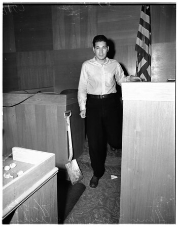 McCracken murder trial, 1951