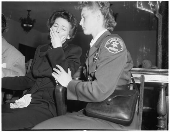 Callaway inquest, 1951
