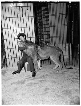 Fearless Fagan, 1951