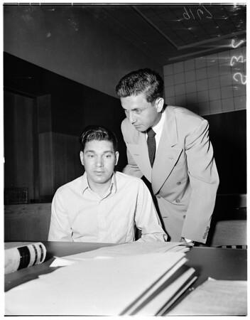 McCracken trial, 1951
