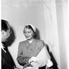 Mrs. Bernheimer in court... Santa Monica, 1951
