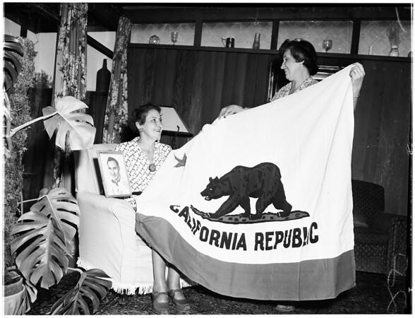 Flag to Korea, 1951