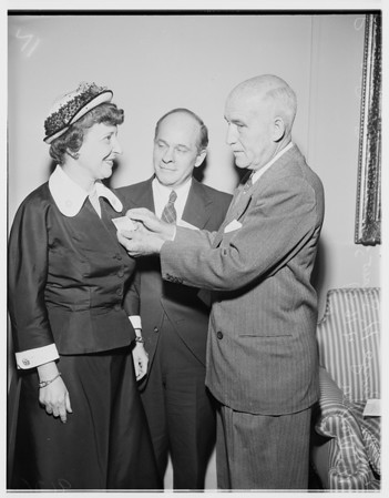 Travelers Aid Convention, 1951
