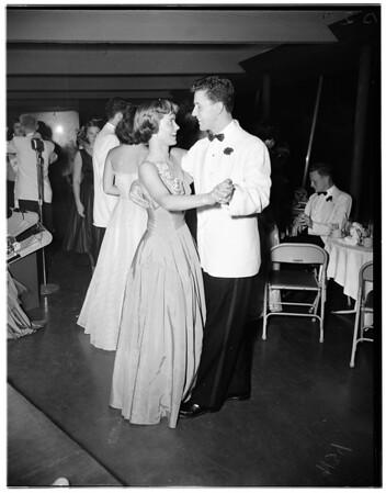 Kappa Sigma Star and Cresent Ball, 1951