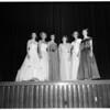 Huntington Beach queen candidates, 1951