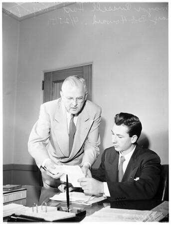 Boy's Career Day, 1951