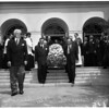 Martin Funeral (Dr. Harry Martin), 1951