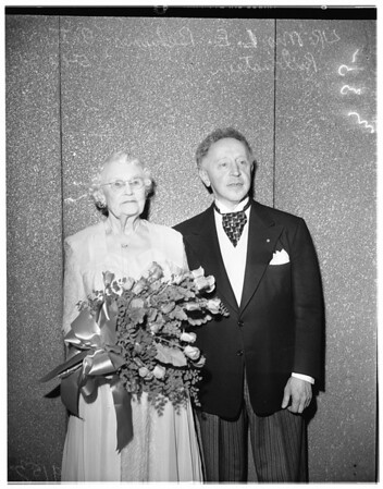 Mrs. Behymer Honored, 1951