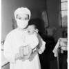 Abandoned baby -- Santa Monica, 1951