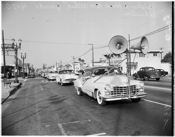 Alhambra Parade, 1951