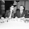 Red Cross luncheon, 1951