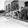 Jewish Memorial Center pool dedication, 1951