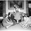 Flower Guild Debs, 1951