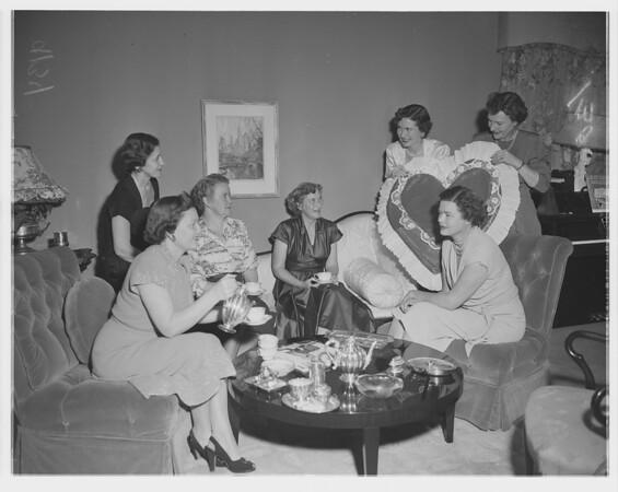 Methodist Hospital Women, 1951