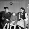 Custody case -- Guardianship, 1951