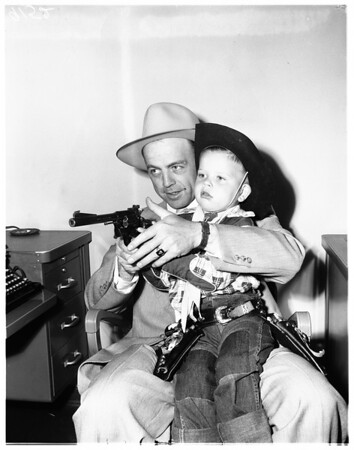 Pistol champ, 1951