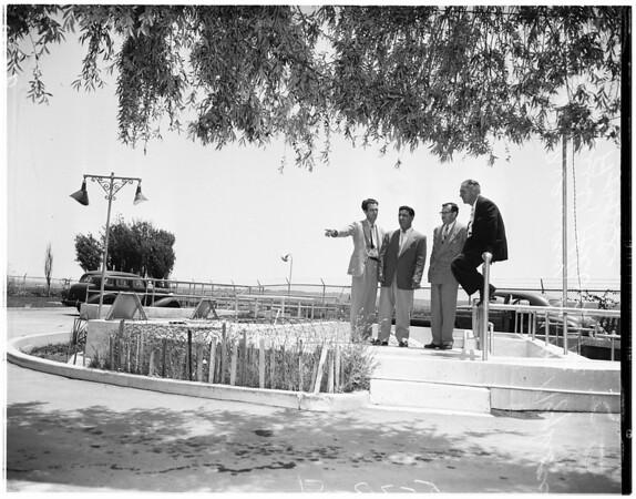 Sewer survey, 1951