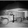 Runaway truck, 1951