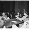 Airport Club Hearing, 1951