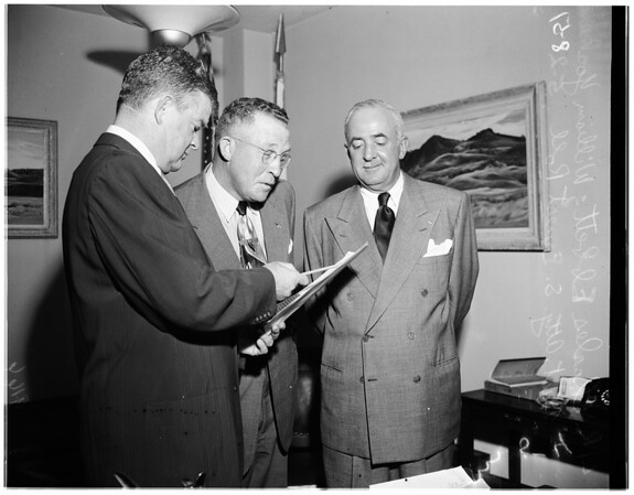 District attorney investigator, 1951