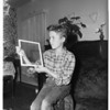 Missing juvenile -- Houghton boy, 1951