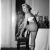 Bra and Corset show at Biltmore [Hotel], 1958