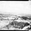 Aerial views of San Fernando Valley, 1957