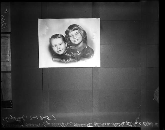 Murder confession (Ruth de la O victim), 1956