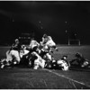 Pro football -- Los Angeles Rams vs. Washington, 1960