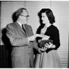 Hero Award, 1958